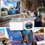 UC28C Portable HD Video Projector USB Mini Home Media Projector