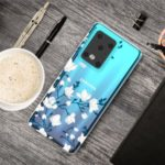 Pattern Printing TPU Case for Samsung Galaxy S11 Plus – Flower