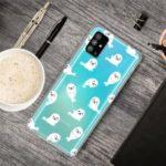 IMD Pattern Printing Soft TPU Back Shell for Samsung Galaxy S11e – Mini Dolphin