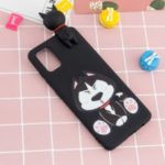 3D Animal Doll Decor Soft TPU Cover for Samsung Galaxy S11e 6.4 inch – Husky