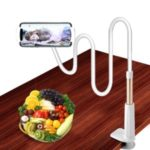 YESIDO C37 Universal Flexible Desk Clip Tablet Stand Phone Holder Bracket