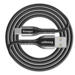 ESSAGER 2m Dream Type-C Charging Cable – Black