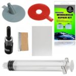 Windshield Repair Kit DIY Car Window Windscreen Glass Scratch Repair Sets