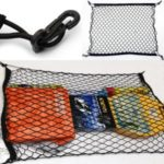 Universal Auto Car Rear Trunk Boot Organizer Pocket Cargo Net Mesh Storage Bag