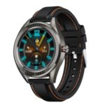 LEMONDA SMART SN82 Sport Smart Watch – Black/Orange