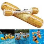 Pool Float Game Inflatable Pool Toy Swimming Party Gladiator Raft