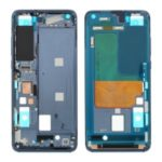 OEM Front Housing Frame Replace Part (A Side) for Xiaomi Mi 10 – Black