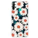 Pattern Printing TPU Phone Case for Huawei Y7p/P40 lite E – Daisies