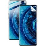 2Pcs/Set IMAK Hydrogel Film III Full Coverage Soft Screen Protector for Oppo Find X2