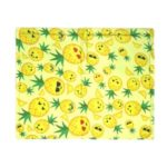 Cooling Ice Mat Dogs Pet Puppy Summer Cool Comfortable Pad – Yellow/S
