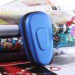 Portable EVA Storage Bag Pouch for PQ190 PQ182 PQ206 Shaver – Blue