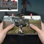 IPEGA PUBG Metal Mobile Phone Trigger Phone Game Controller Gamepad Joystick