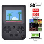 JD05 2.4 – inch Mini Classic Handheld Game Console USB Rechargable Gaming Device