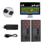 Mini HDMI 4K TV Game Retro Console Wireless Gamepad Classic Game Y2 HD