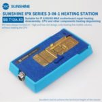 SUNSHINE SS-T12A X3 Motherboard Soldering Station for iPhone X/XS/XS/Max