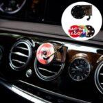 XIAOMI YOUPIN TITA Car Diffuser Aromatherapy Record Player Ornament Air Purifier