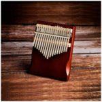 17-Key Finger Piano Thumb Mbira Instrument Kalimba