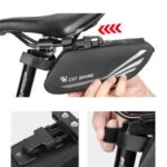 WEST BIKING Waterproof Bicycle Bike Bag Tail Bag Pannier