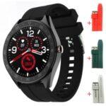 LEMONDA 1.3-inch Full Touch HD Screen Sports Smart Watch – Black