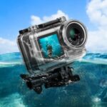 Sports Camera Waterproof Housing Case for DJI Osmo Action Camera