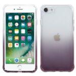 ROAR Gradient Color Anti-drop TPU Protector Case for iPhone SE (2nd Generation)/8/7 – Purple