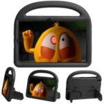 Sparrow Style Shockproof Kickstand EVA Tablet Cover for Samsung Galaxy Tab S6 Lite – Black