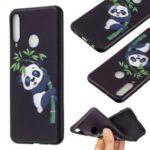 Pattern Printing Soft TPU Back Shell for Huawei Y6p – Panda