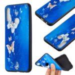 Pattern Printing Soft TPU Back Shell for Huawei Y6p – Beautiful Butterflies