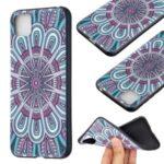 Pattern Printing Soft TPU Phone Cover for Huawei Y5p/Honor 9S – Malanda Flower