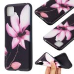 Pattern Printing Soft TPU Phone Cover for Huawei Y5p/Honor 9S – Flower