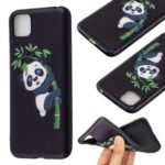 Pattern Printing Soft TPU Phone Cover for Huawei Y5p/Honor 9S – Panda