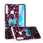 Marble Pattern IMD TPU Cover for Huawei Y7p/P40 lite E – Style A