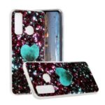 Marble Pattern IMD TPU Cell Phone Case for Huawei P smart 2020 – Style A