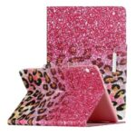 Pattern Printing PU Leather Smart Tablet Cover for Huawei MediaPad T3 10 – Leopard