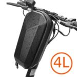 Electric Scooter Bag Hard Shell EVA Waterproof Front Bag Hanging Bag Folding Bicycle Balance Handlebar Bag