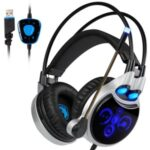 SADES R8 Computer Bluetooth Headset