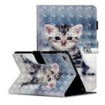 Light Spot Decor Patterned PU Leather Stand Shell Tablet Shell Cover for iPad Mini/mini (2019) 7.9 inch/4/3/2 – Little Cat