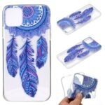 Pattern Printing TPU Soft Case Accessory for iPhone 12 5.4 inch – Dream Catcher