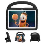 Sparrow Style Shockproof Kickstand EVA Tablet Case for Huawei MediaPad T3 10 – Black