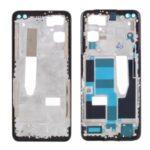 OEM Front Housing Frame Spare Part (A Side) for Realme X50 5G – Black
