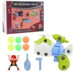 DIY Disassembly Gun Play Set Educational Sports Fun Shooting Toy Gun – Jenga