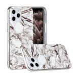 Marble Pattern Printing IMD TPU Phone Case for iPhone 12 Pro Max 6.7-inch – Style A