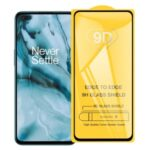 9D Full Covering Tempered Glass Screen Protector for OnePlus Nord