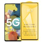 9D Full Size Tempered Glass Screen Protector for Samsung Galaxy A51 5G SM-A516