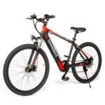 SAMEBIKE SH26 Moped Electric Mountain Bike 26 Inch 250W 36V 25KM/H with 70KM Milage