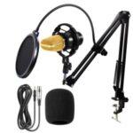 BM-700 Condenser Microphone Set Universal Recording Microphone