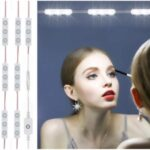 Makeup Mirror USB Fill Light 15 – LED Lamp Bulb Dressing Table Dimmable Light Kit