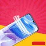 Anti-explosion TPU Screen Film for Xiaomi Redmi 10X/Redmi 10X Pro 5G