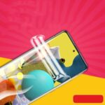 Anti-explosion TPU Screen Film for Samsung Galaxy A51 SM-A515