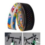 GUB 1622 Colorful Hollow Handlebar Tape Road Bike Grip Strap Cycling Accessories